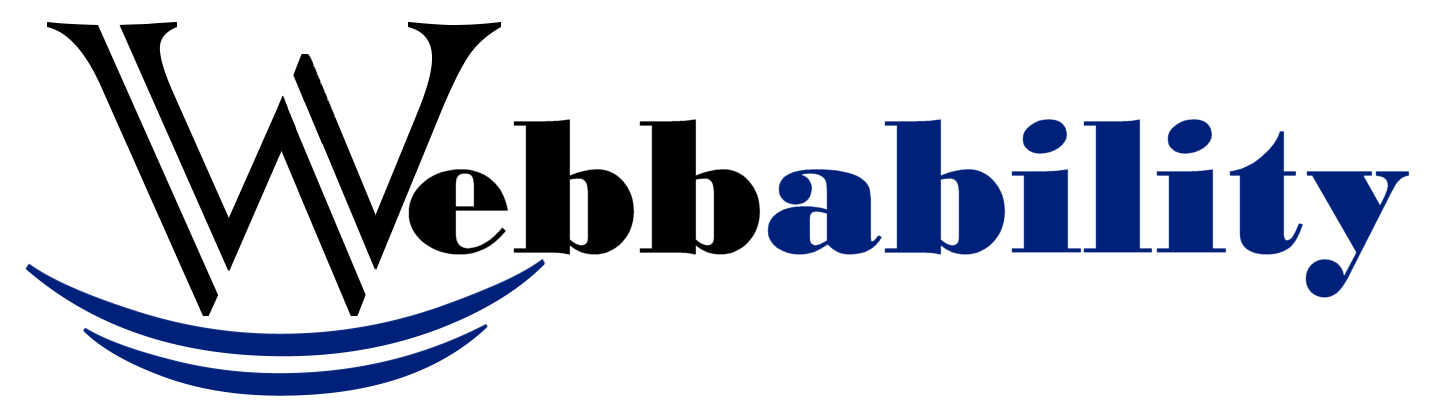 Webbability - Websites and General IT